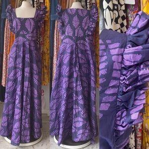 Sika Designs Maxi Dress